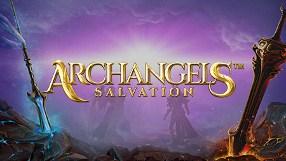 Archangels Salvation Netent Casino Logo
