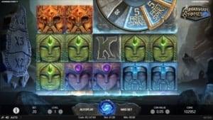 Asgardian Stones Netent Online Casino Bonus