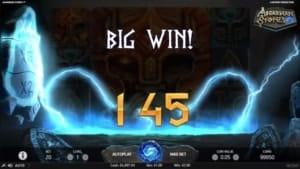 Asgardian Stones Netent Online Casino Mega Gewinn