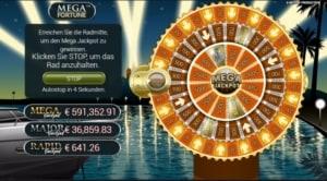 Mega Fortune Netent Casino Jackpot Bonus