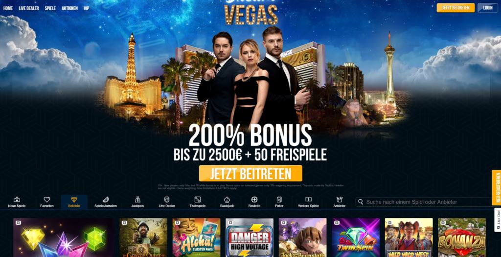 Dream Vegas Netent Casino Startseite