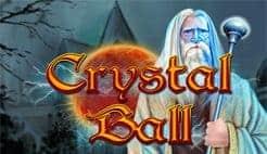 Crystal Ball Casino Spiele Liste von Gamomat Logo