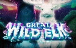 neue play and go online casinos great wild elk logo
