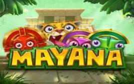 neue quickspin online casinos mayana logo