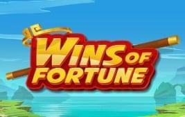 neue quickspin online casinos wins of fortune logo