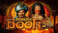 Casino Spiele Liste von Bally Wulff Magic Book Logo