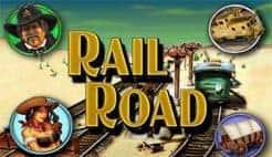 Railroad Merkur Spiele Logo