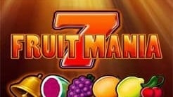 fruit mania casino slot logo