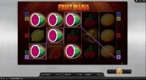 Gewinn bei Fruit Mania