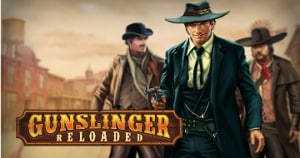 Play n GO Casino Spiele Liste Gunslinger Reloaded Logo