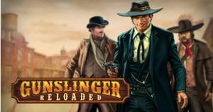 Play n GO Casino Spiele Liste Gunslinger Reloaded Logo