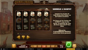 gunslinger reloaded slot jackpot