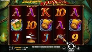 Casino Spielverlauf von John Hunter