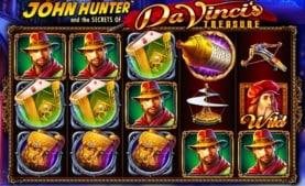 john hunter da vincis treasure casino slot freispiele
