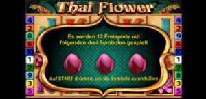 thai flower casino slot bonus