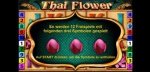 thai flower casino slot bonus