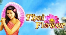thai flower slot logo