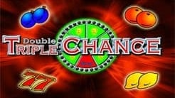 triple chance casino slot logo