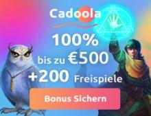 Cadoola Netent Bonus Logo