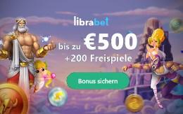 Librabet Bonus