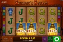 Shoguns Secret Online Casino Bonus Freispiele