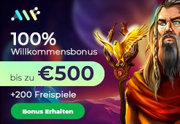 Alf Casino Bonus Gamomat