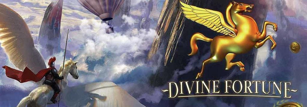 Divine Fortune Netent Jackpot