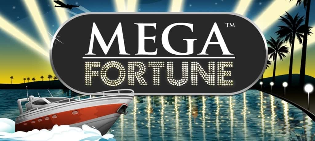 Mega Fortune Netent Jackpot Slot Teaser
