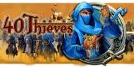 Gamomat Casino Spiele Liste 40 Thieves Logo