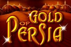 Gold of Persia Merkur Spiele Logo