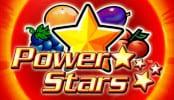 Novoline Automat Power Stars Logo