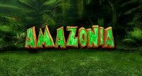 Amazonia Spielautomaten Logo von Merkur