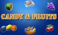 Candy & Fruits Logo von Merkur