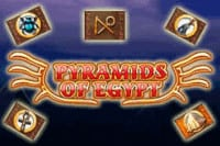 Pyramids of Egypt Merkur Spiele Logo
