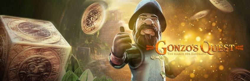 Gonzos Quest Slot von Netent