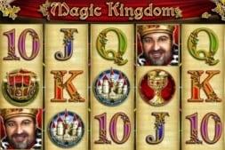 Magic Kingdom von Novoline - Spielübersicht